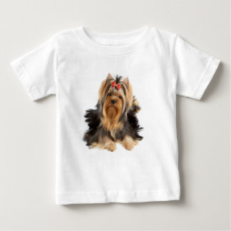 Hund der Showklasse Baby T-shirt