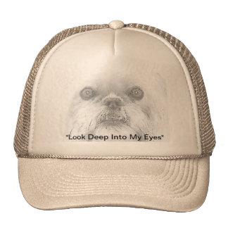 Hund Ewok Hut-Fernlastfahrer-Hut-Brüssels Griff Truckerkappen