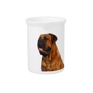 Hund Getränke Pitcher