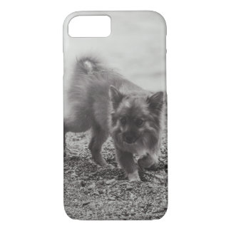 Hund iPhone 8/7 Hülle