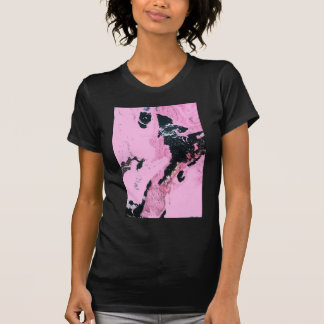 Hund mit Pistole T-Shirt