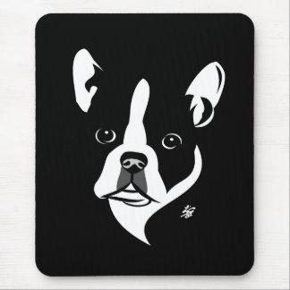 Hund Mousepads Bostons Terrier