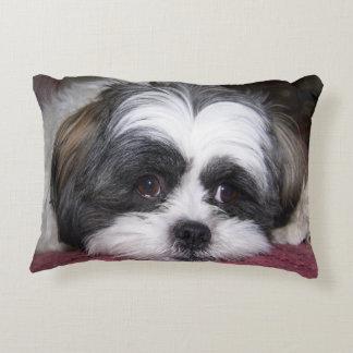 Hund Shih Tzu Deko Kissen
