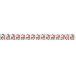 Hund und Katze, die Weihnachtsmannmütze teilen Haarschleife