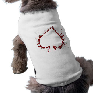 Hündchen-Mode T-Shirt