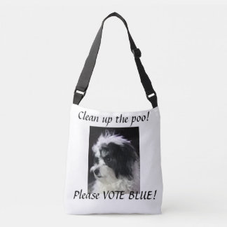 HundCrossbody Tasche mit Foto K-CEEs