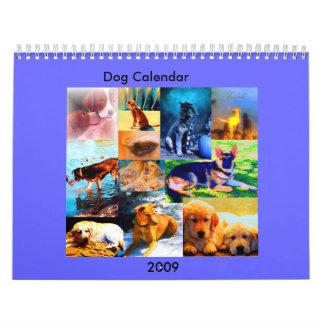 Hunde der Kunst, Hundekalender, 2009 Kalender