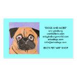 Hunde durch Eric ginsburg Visitenkarten