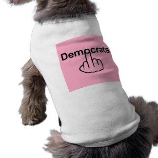 Hunde-Kleidung Demokraten dreht um Top