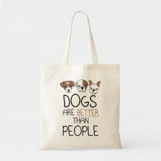 Hunde sind besser als tragetasche