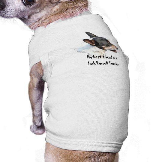 "Hunde T-Shirt ""Jack Russell Terrier"""