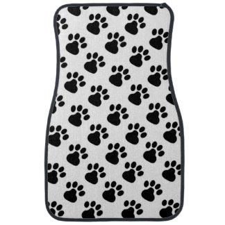 Hunde-u. Haustier-Liebhaber-Tatzen-Druck-Auto-oder Auto Fussmatte