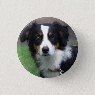 HundeButton Runder Button 3,2 Cm