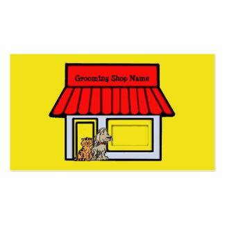 Hundegroomer-Haustier-Produkt-u. Visitenkarten