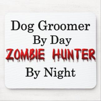 HundeGroomer/Zombie-Jäger Mousepads