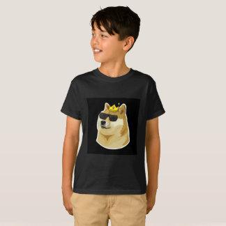 Hundegruppe-Logo-Shirt T-Shirt