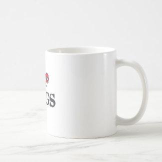 Hundeherz A 2c Kaffeetasse