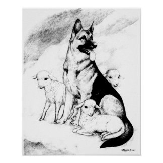 Hundehimmel Poster
