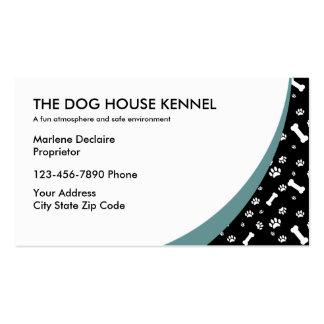 Hundehundehütten-Kindertagesstätte Visitenkarten