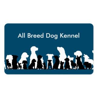 Hundehundehütten-Visitenkarten Visitenkarten