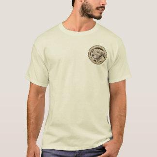 Hundeirischer Wolfhound T-Shirt
