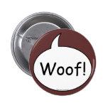 Hundekostüm-Knopf Buttons