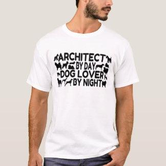 Hundeliebhaber-Architekt T-Shirt