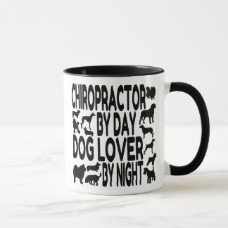 Hundeliebhaber-Chiropraktor Tasse
