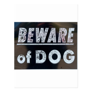 Hundeliebhaber Postkarte