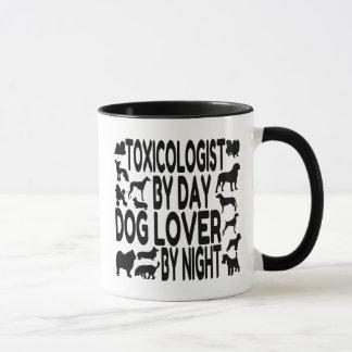 Hundeliebhaber-Toxikologe Tasse