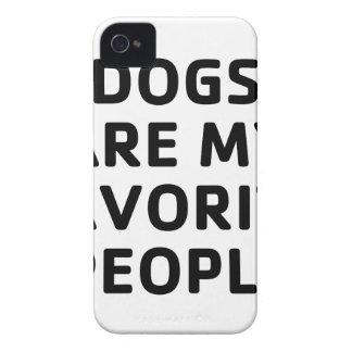 Hundelieblings-Leute iPhone 4 Cover