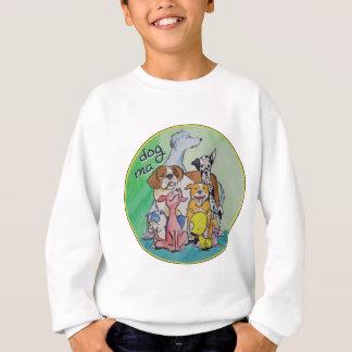 Hundema-Kleid Sweatshirt