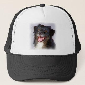 Hundemalerei - Hundekunst - pet Kunst Truckerkappe