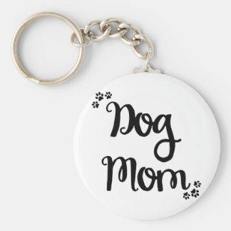 Hundemamma Schlüsselanhänger