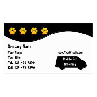 HundepflegenVisitenkarten Visitenkarten