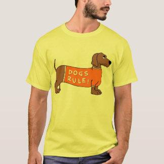 Hunderegel! T-Shirt
