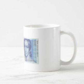 Hundert Mark Kaffeetasse