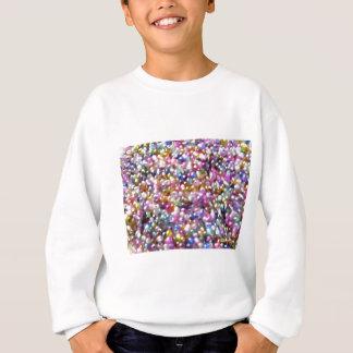 Hunderte von den Perlen Sweatshirt