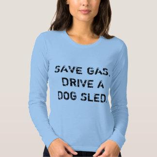 Hundeschlitten Tshirts