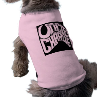 Hundeshirt Onkel-Charlie Customizable Top