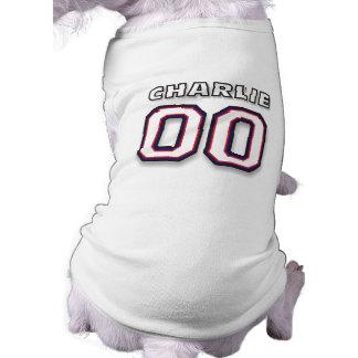 HundeT - Shirt - NAMENScharlie - 00 Sport Jersey