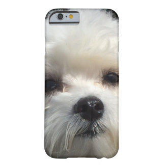 Hundetelefon Barely There iPhone 6 Hülle