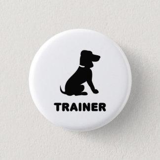 Hundetrainer Runder Button 3,2 Cm