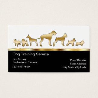 Hundetrainer-Visitenkarten Visitenkarten
