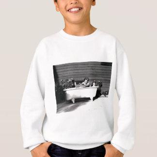 Hundewäsche-Junge Sweatshirt
