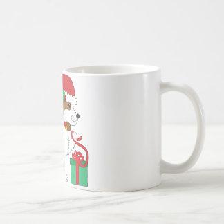 Hundeweihnachtsgeschenk Kaffeetasse