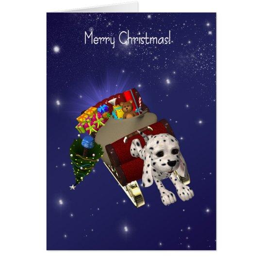 hundeweihnachtskarte frohe weihnachten karte zazzle. Black Bedroom Furniture Sets. Home Design Ideas