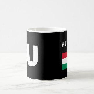HUNGARY* mutige HU Tasse