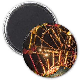 Hungerford Extravaganz Runder Magnet 5,7 Cm
