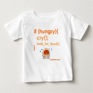 Hungrig Baby T-shirt
